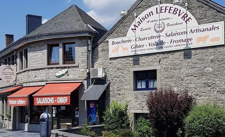 Maison Lefebvre - boucherie